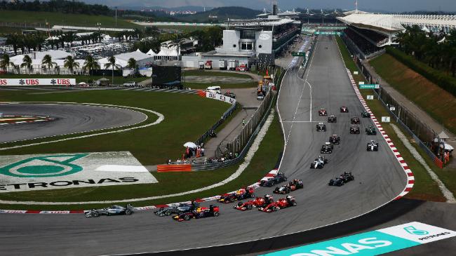 Orari Gran Premio della Malesia 2017