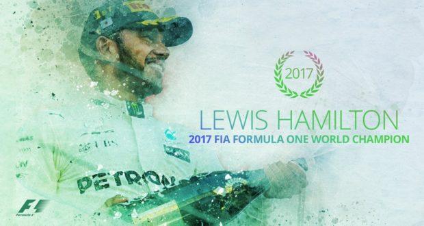 Lewis Hamilton IV