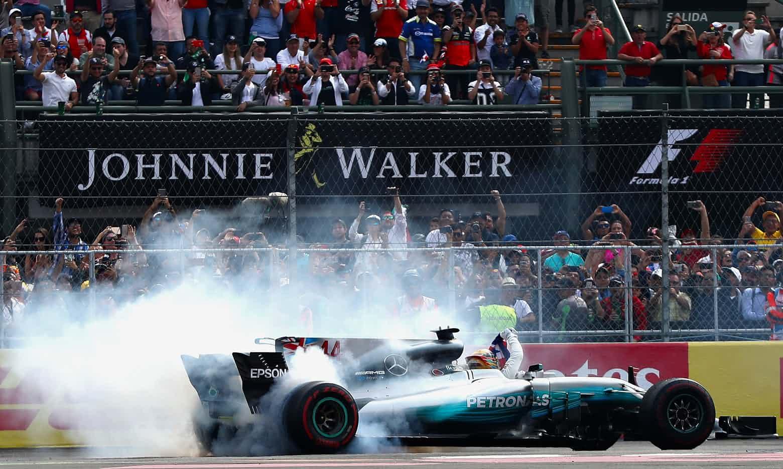 Pagelle Gran Premio del Messico 2017