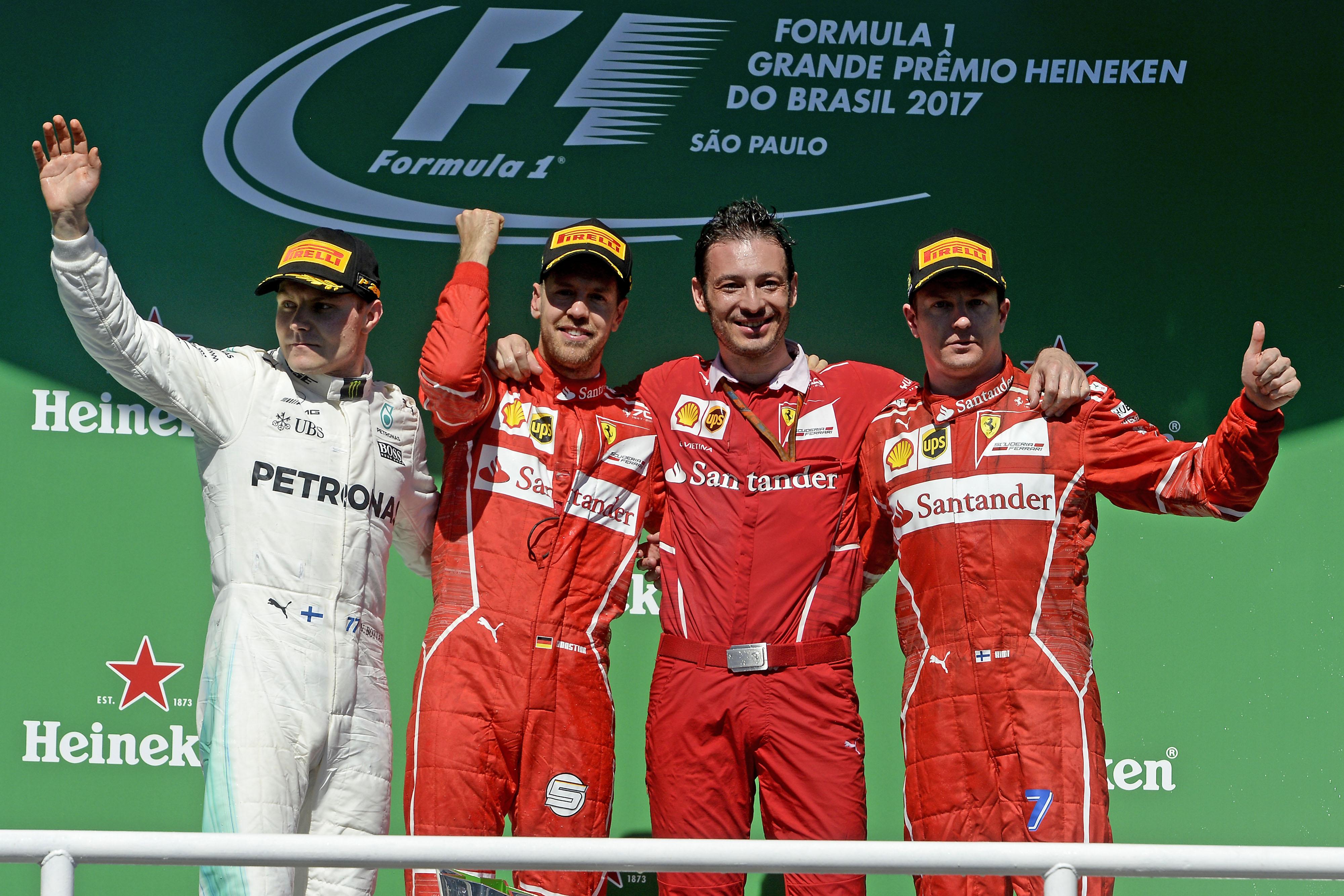 Pagelle Gran Premio Del Brasile 2017