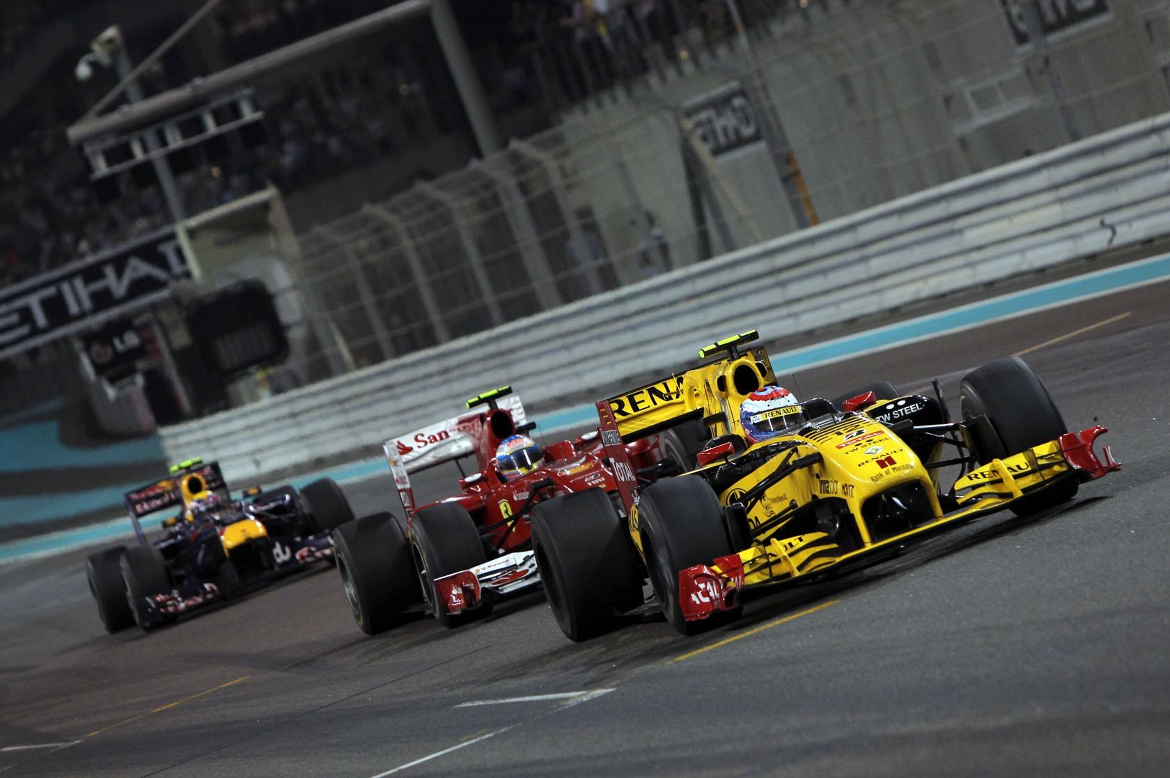 I migliori momenti del GP di Abu Dhabi