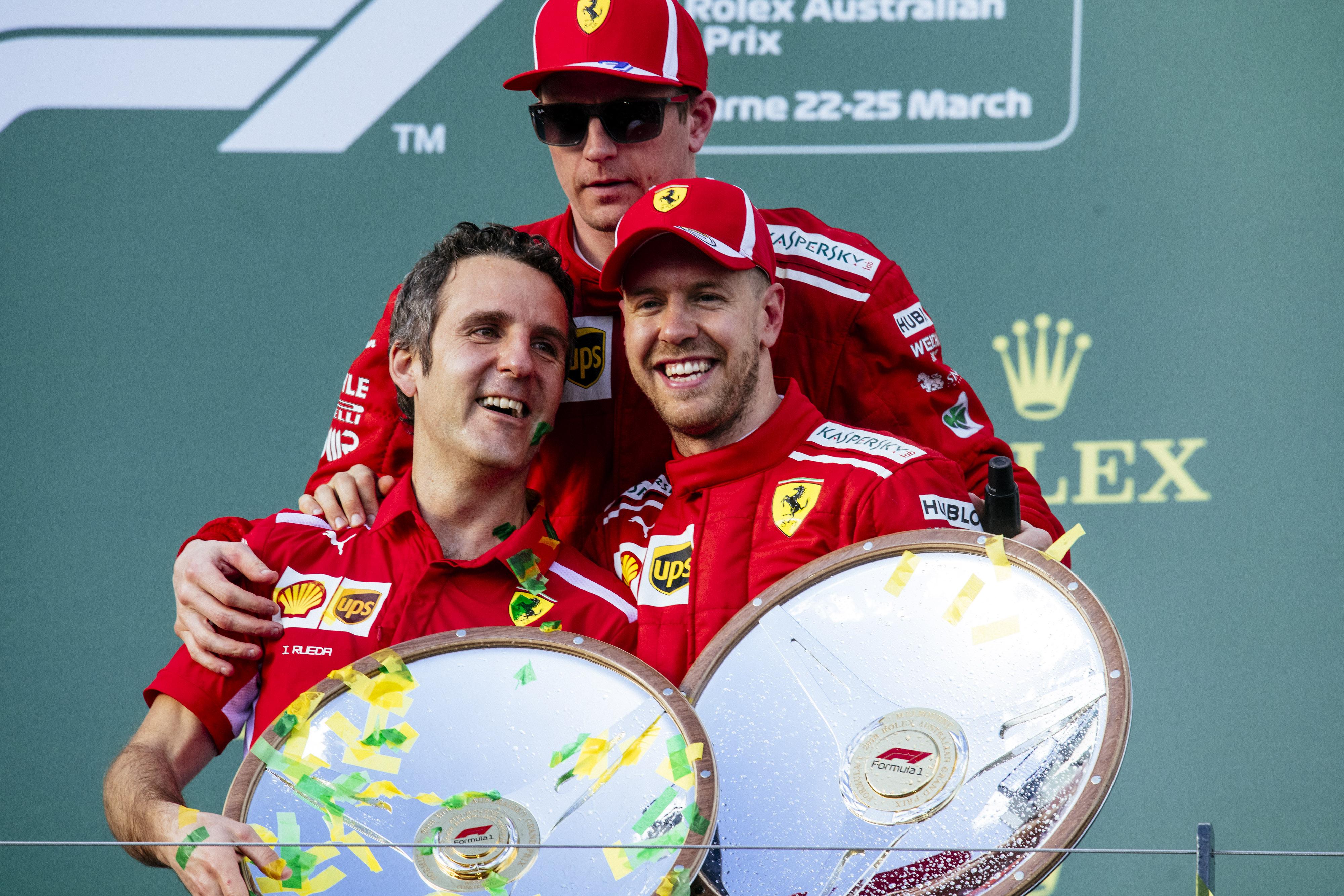 Pagella Gran Premio d'Australia 2018