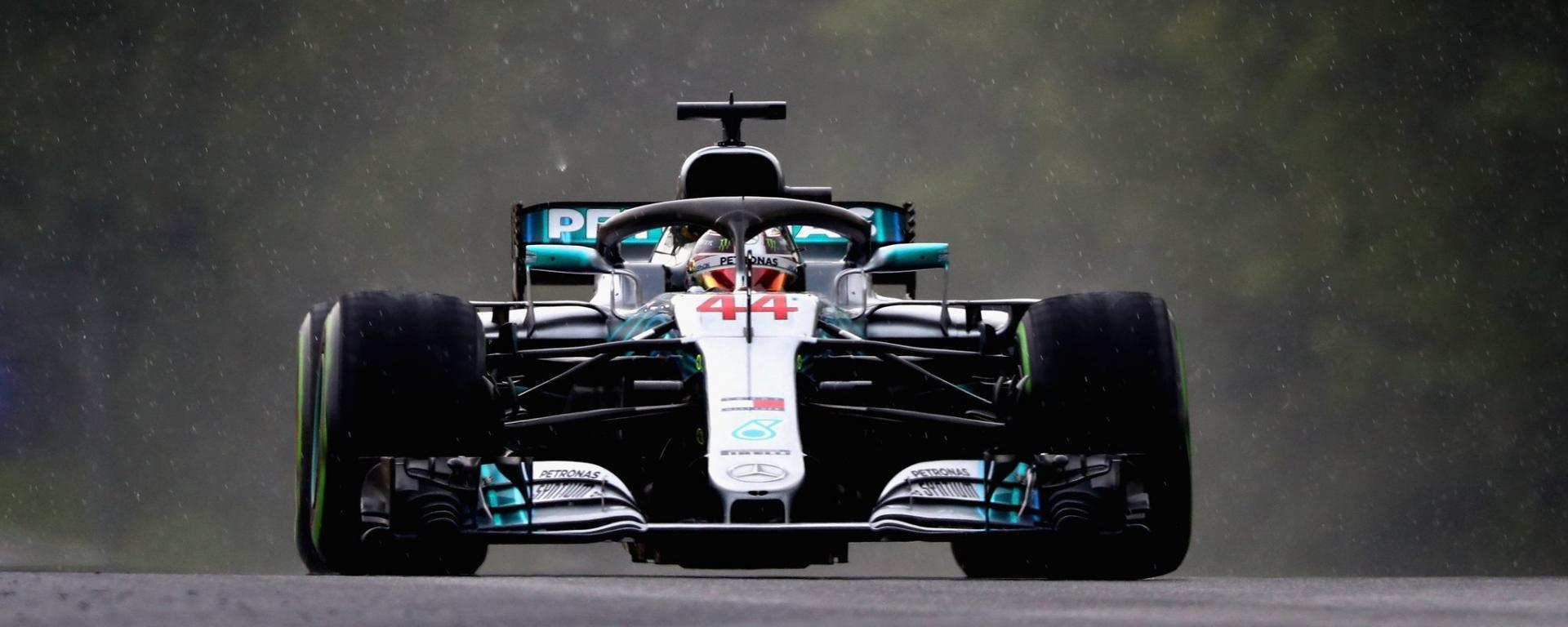 Pagelle Gran Premio D'Ungheria 2018