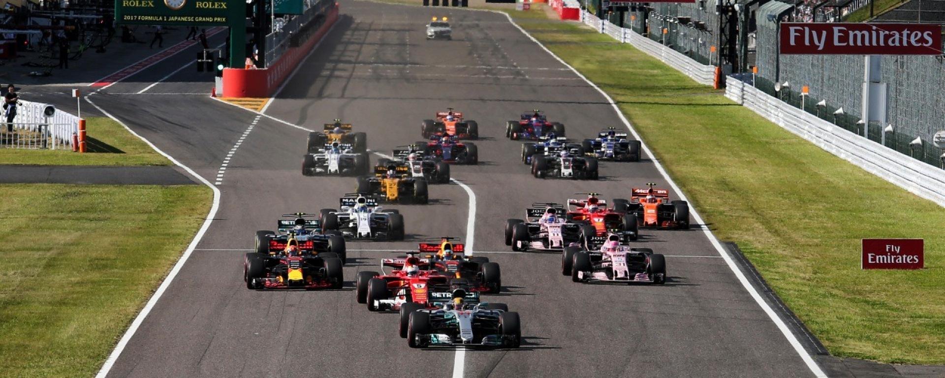 Orari Gran Premio Del Giappone