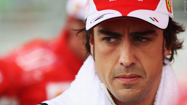 Abu Dhabi 2010: L'incubo di Fernando Alonso