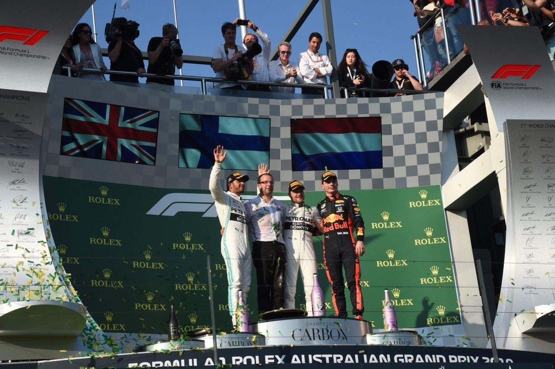 Pagelle del Gran Premio d'Australia 2019