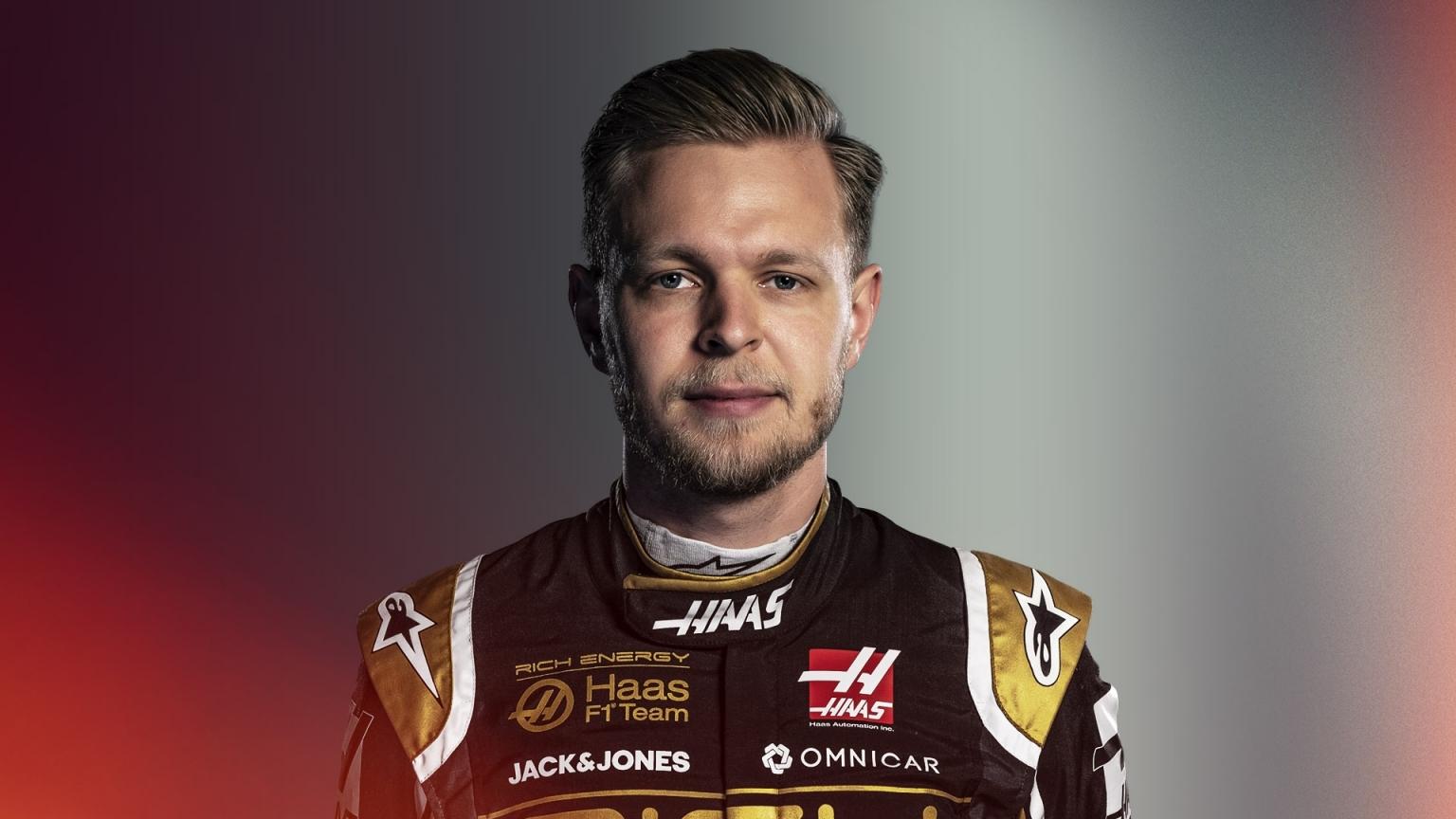 Il Pilota del Venerdì: Kevin Magnussen
