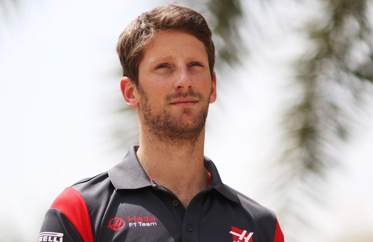 Il pilota del Venerdì: Romain Grosjean