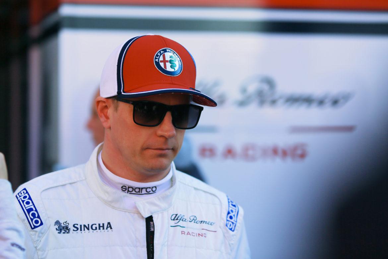 Il pilota del venerdì: Kimi Raikkonen