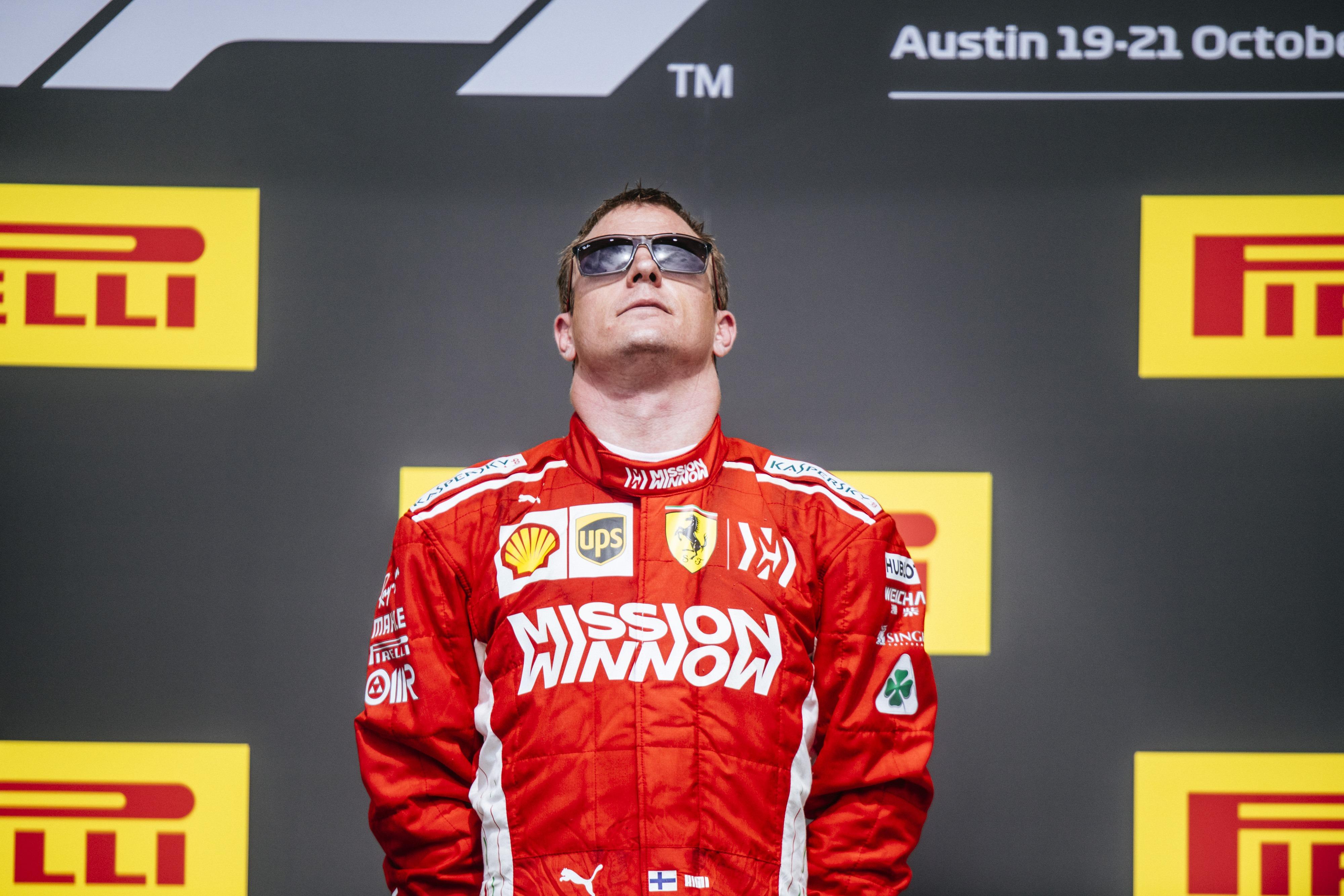 Le 10 migliori citazioni di Kimi Raikkonen