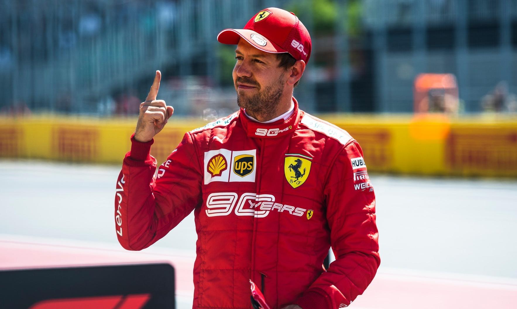 Il pilota del Venerdì: Sebastian Vettel