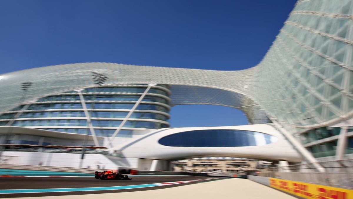 Orari Gp Abu Dhabi 2019