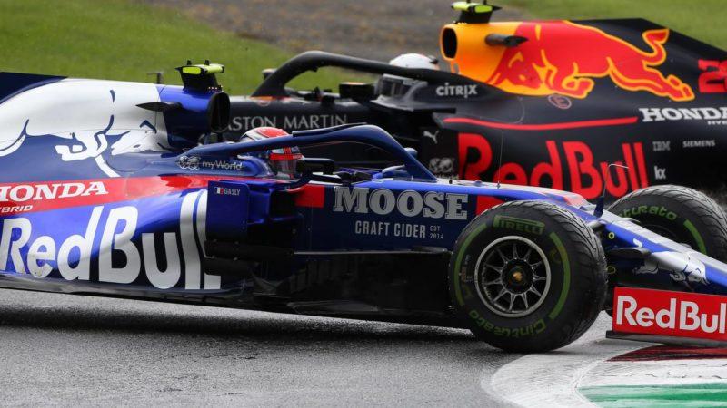 F1 Recap – Red Bull, sliding doors