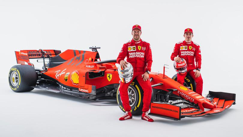 F1 Recap – Ahi Ferrari