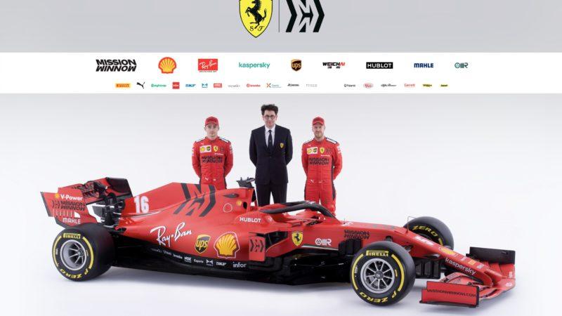 Ferrari: Il Codacons vuole sequestrare la SF1000