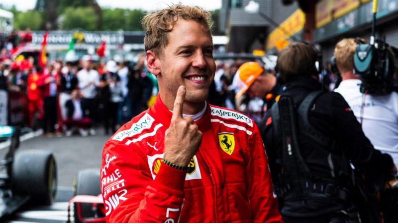 E' ufficiale: Vettel lascia la Ferrari al termine del 2020