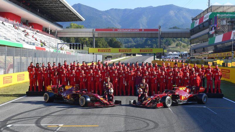 Ferrari 1000: 10 GP storici della Rossa