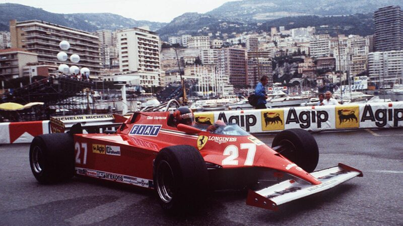 Monaco e Jarama 1981: un super Gilles Villeneuve