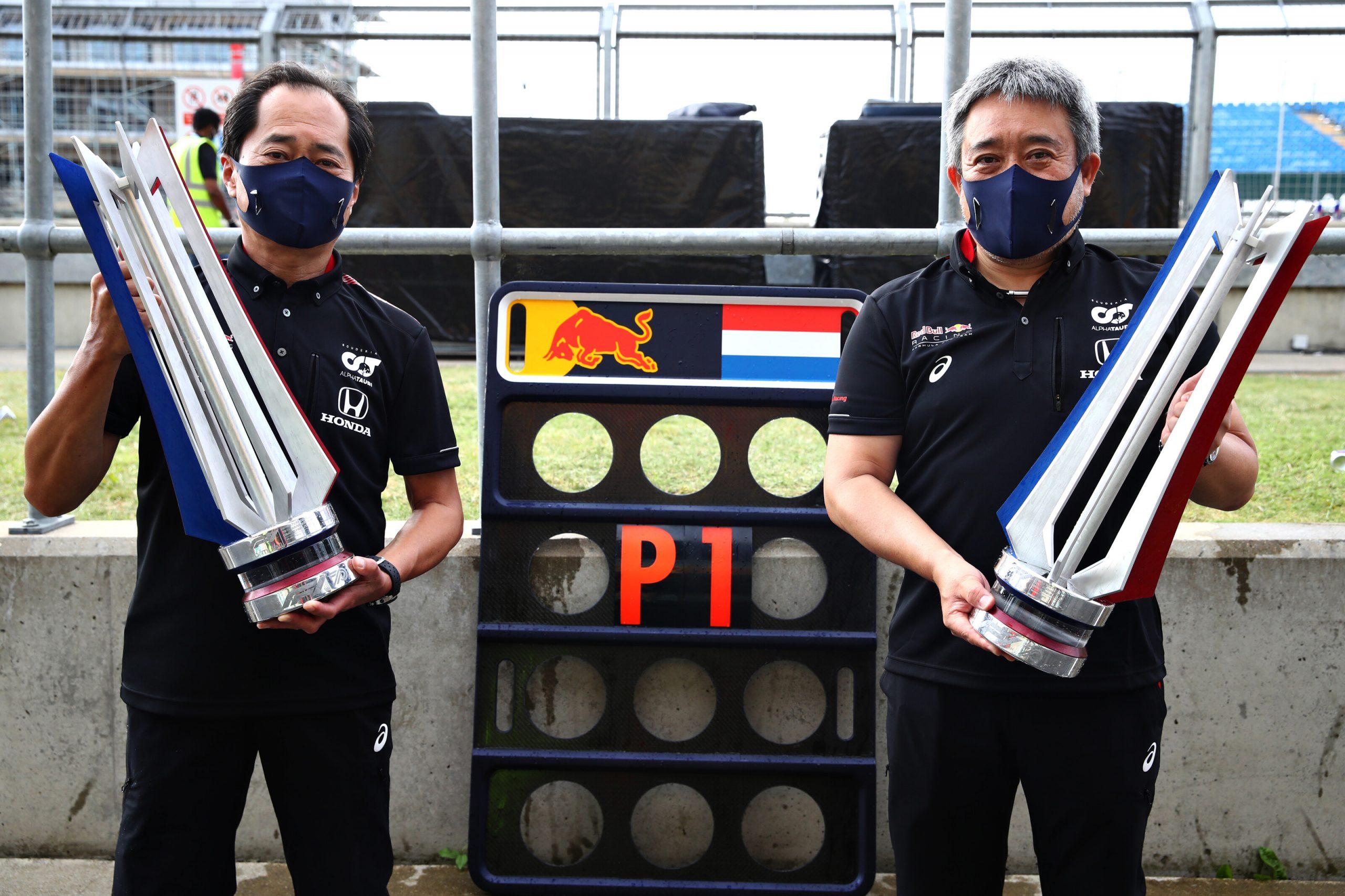 F1 senza Honda: tutte le opzioni di RedBull e AlphaTauri
