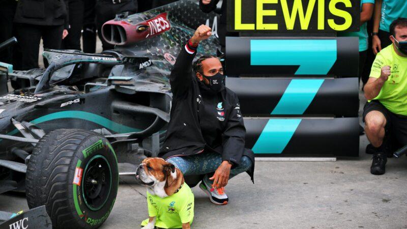Lewis Hamilton, la settima meraviglia