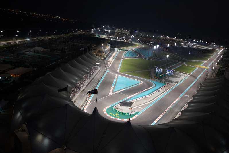 Gran Premio di Abu Dhabi: Orari e Diretta TV