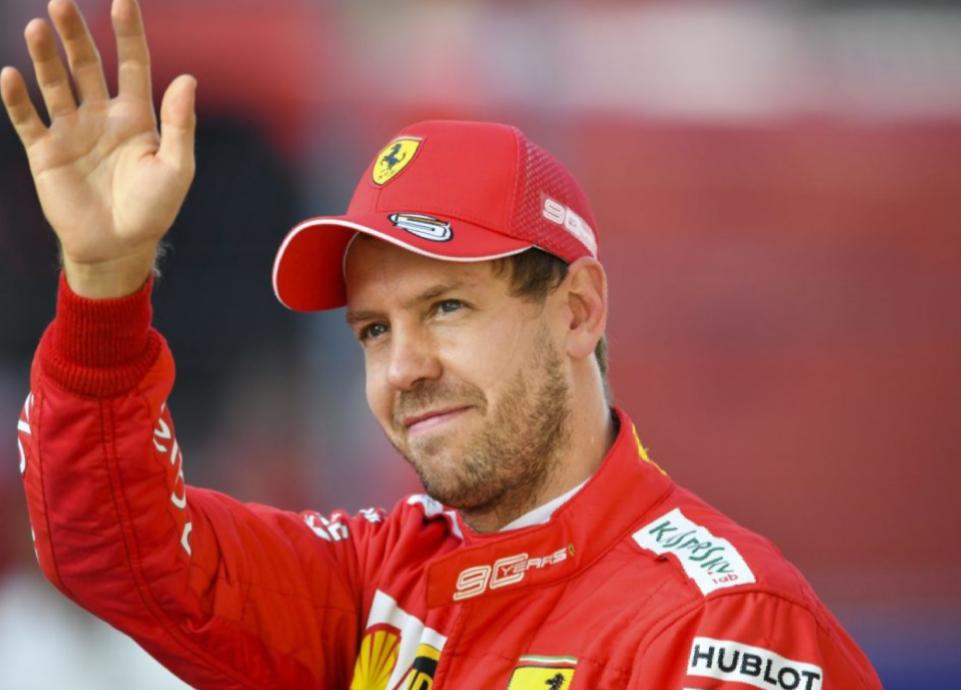 Vettel-Ferrari: 6 anni tra gioie e dolori!