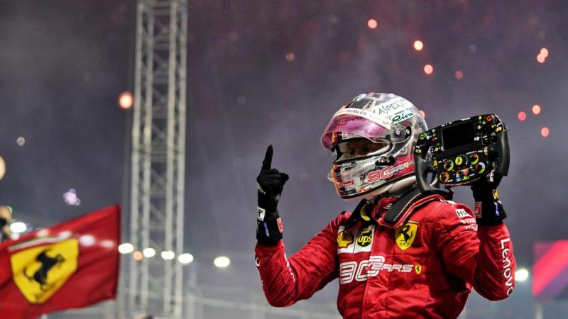 Le 6 vittorie più belle di Vettel in Ferrari