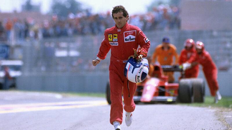 Le 10 migliori citazioni di Alain Prost