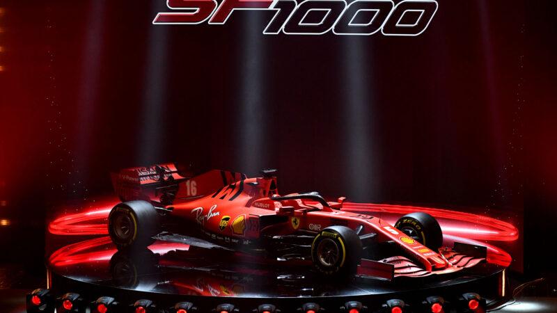 F1, il calendario delle presentazioni