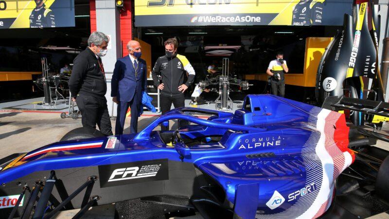 """F1, il CEO di Alpine: """"non possiamo fare una stagione di m***a"""""""