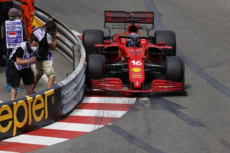 F1 | Monaco: perchè Leclerc non l'ha fatto apposta