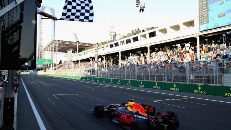Baku, 2017: la gara infinita
