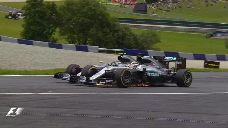 Austria 2016: semplicemente, Hamilton e Rosberg