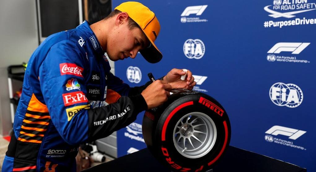 Pazza Sochi: Norris in Pole nelle qualifiche del GP di Russia, poi Sainz e Russell