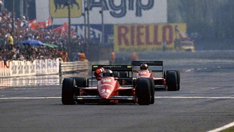 Monza, 1988: in ricordo del Drake